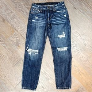 Joe's Jeans Straight Ankle Jeans - Size 24
